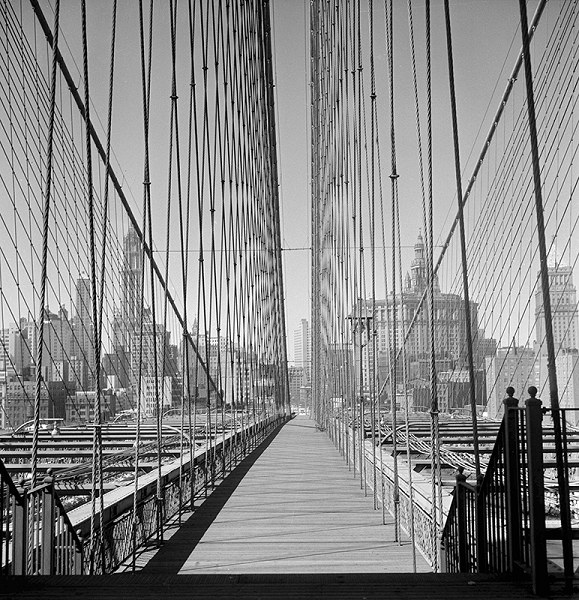 photo-le-pont-de-brooklyn--photographe-anonyme